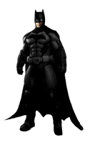 BEN AFFLECK as THE BATMAN - BATMAN/SUPERMAN PNG by MrSteiners