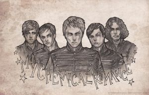 Welcome To The Black Parade by mlle-annette