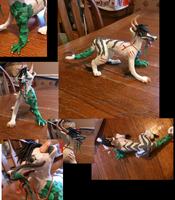 finished sculpture by Captain-MaggiePie