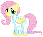 Fluttershy in a Gem Suit by Ready2Fail