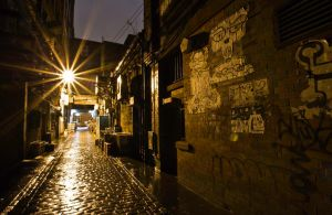 In the Avenues and Alleyways...... of Glasgow by BusterBrownBB