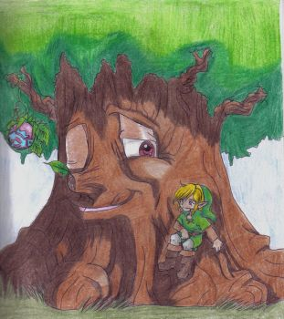 The Maku Tree and Me by Axel26