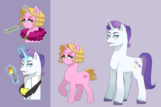 Aristocrats by Pikokko