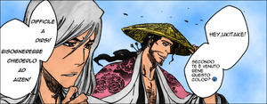 Chiedilo ad Aizen Colorize by Chris-Strife