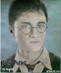 Harry Potter - Drawing by BeatrizLoveMyJesus