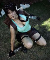 Tomb Raider! by Shermie-Cosplay