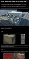 Box Modeling A Building Pt.1 by Siamon89