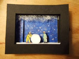 Paper Theatre - Slava Snowshow by tommy-tommerson