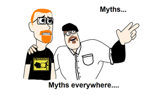 Myths Everywhere by FunnyDank