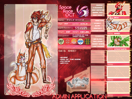 Space Race_Kyle White by SP4RT4N-23