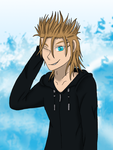 Kingdom Heart II - Demyx Avatar by DemyxXIII