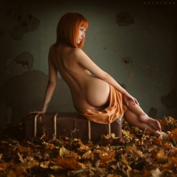 Autumn Journey by artofdan70