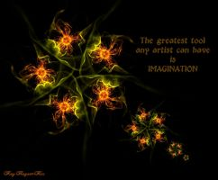 Imagination by Rozrr