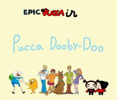 Pucca Dooby-Doo by rabbidlover01