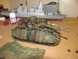 panzer mark 4 G by SKEGGY