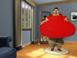 Sims 3 Gaston by Beast72