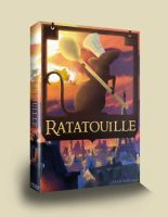 Ratatouille DVD Re-design by Jorge1087