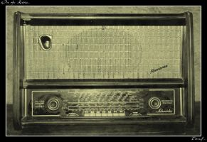 The Radio by titeuf