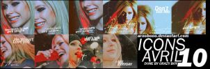 icons avril by ArNoBoOo