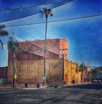 North Park Theatre  by creativemikey