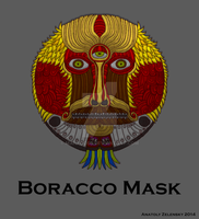 Boracco Mask by Manroose