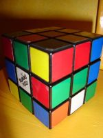 rubiks cube by relax-relapse