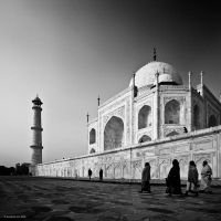 Mahal by AndrewToPhotography