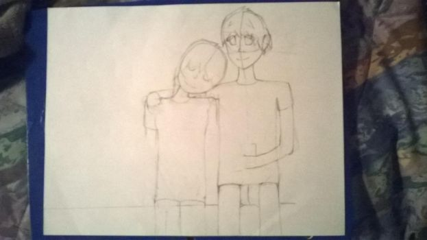 Couple WIP by avatarcreator12