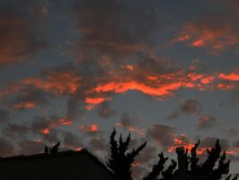 Sunset 1 9-9-14 by jeffreybriggs