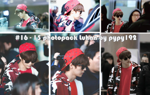 #16 - 15 photopack Luhan by Pypy192 by PyPy192