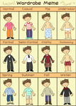 Jonah's Outfit Meme by Kateboat