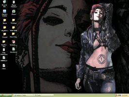 Maleev's Typhoid Mary by heroinebob