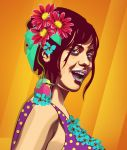 Zooey Deschanel by codedevice