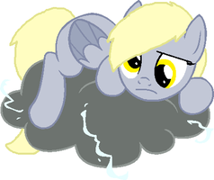 Dorpy, Bot of Derpy by ValentinePegasus