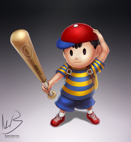 Ness by hybridmink