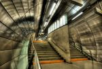 London Underground Southwark by UrbanDawn