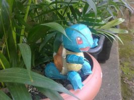 Squirtle by MichelCFK