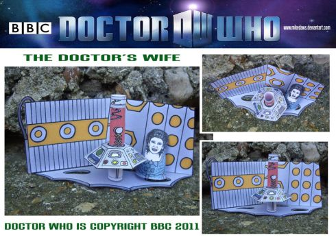 The Doctor's Wife by mikedaws