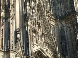 Cologne Kathedral :3 by dj-corny