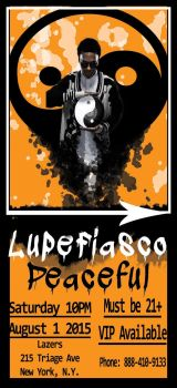 Lupe Fiasco Project by suspeon