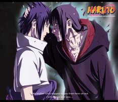 Naruto 590 : The final GoodBye by Ryuji-16