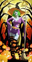 Trick or Treat by kit-kit-kit