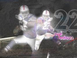 Fred Jackson by PHIGFX