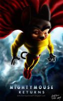 Mighty Mouse Returns by henriquelima