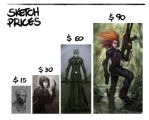 Commissions Prices by viko-br