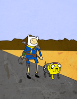 Fallout Time! by Jakthepwner
