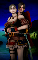 Pirate Love by Shanttyvf