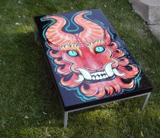 monster coffee table by missmonster