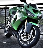 My bike HDR by sixslow
