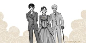 The Infernal Devices. by lizthefangirl